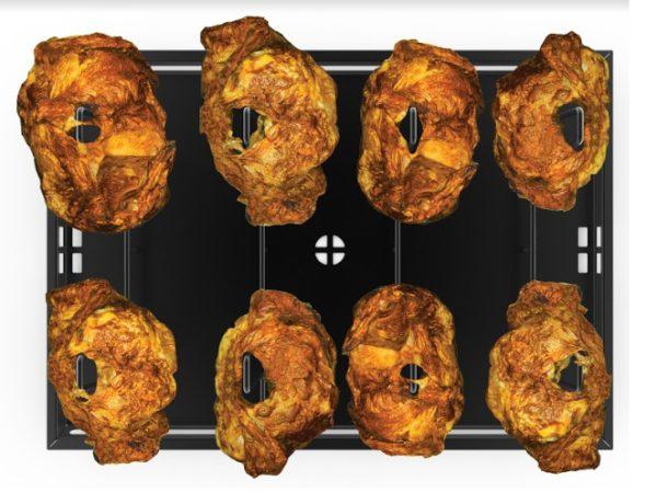Решетка для курицы гриль Unox GRP825