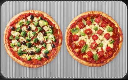 Противень для хлеба и пиццы Unox TG875 FAKIRO